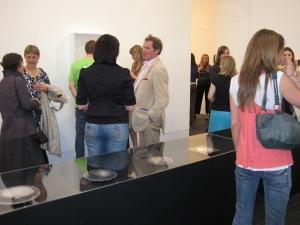 Jerwood private view