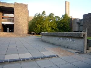 Churchill College Cambridge