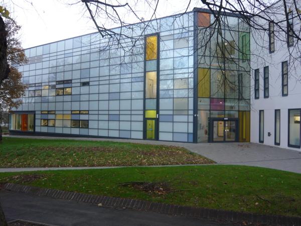 Open university, milton keynes